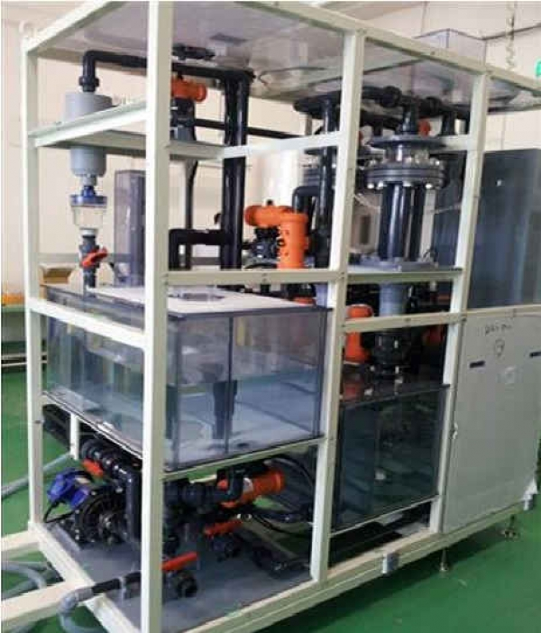 Etching liquid recovery system